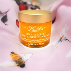 Kiehl´s  Pure Vitality Skin Renewing Cream