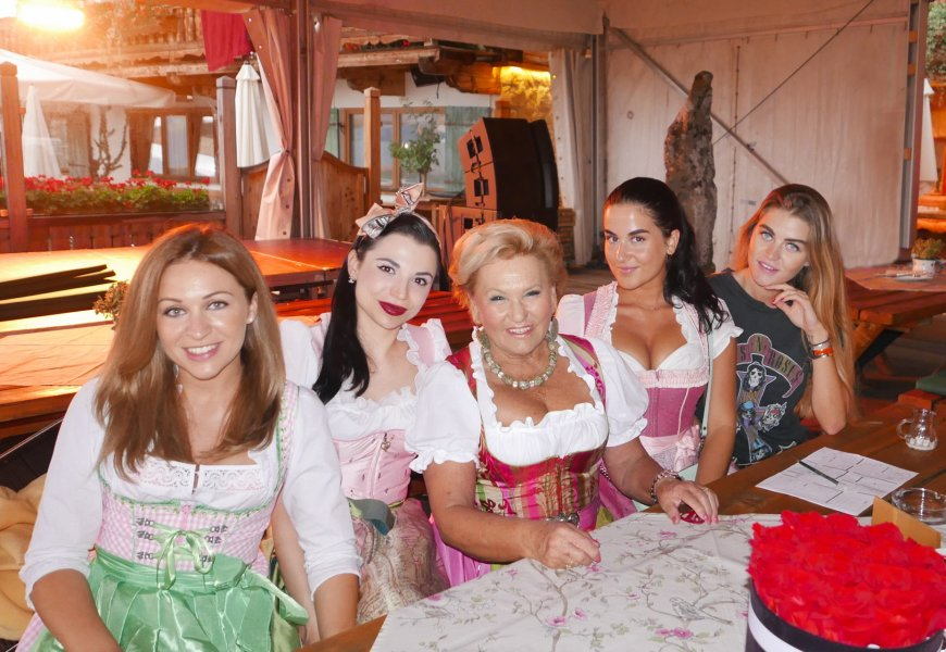 Almrauschparty – Kitzbühel – Weekend with my Ladys