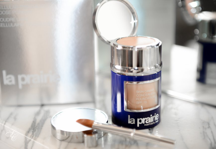La Prairie Skin Caviar Concealer Foundation – The queen of the foundations